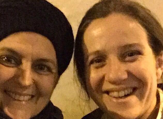 CHEFS. Cristina Bowerman and Adeline Grattard