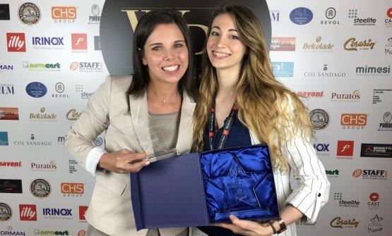 World Pastry Stars Award, vincono Marcella Moutte e Federica Russo