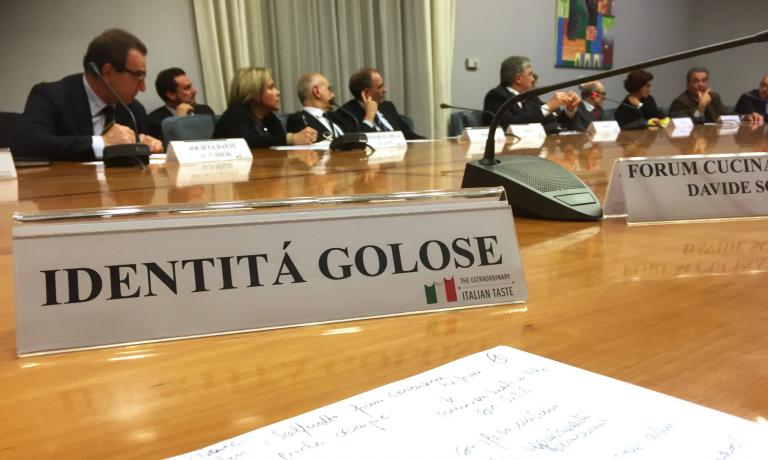 A significant step was taken to valorise Italian food around the world: for the first time the Work group for the valorisation of high quality Italian cuisine abroad met. Identit� Golose was also there