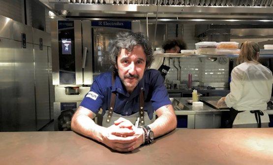 Diego Guerrero, chef per spirito ribelle che infrange le regole della cucina