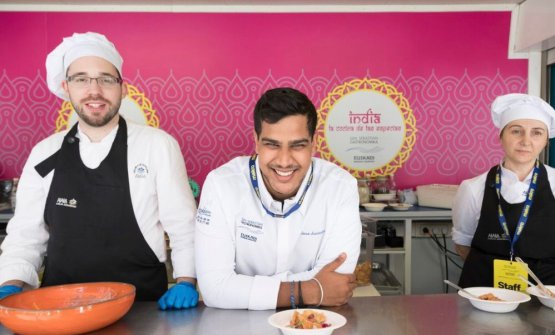 A focus on India at Gastronomika 2017. And beyond...