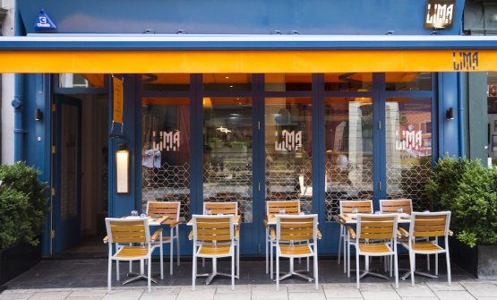 The restaurant in Fitzrovia. In London, there's alsoFloral,Lima London'slittle brother