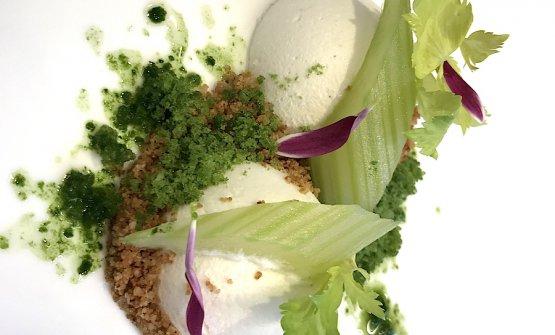 Benedetta Fullin's favourite dessert from the menu at her restaurant:Sedano 3D