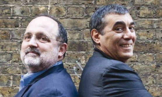 Paolo Marchi andClaudio Ceroni
