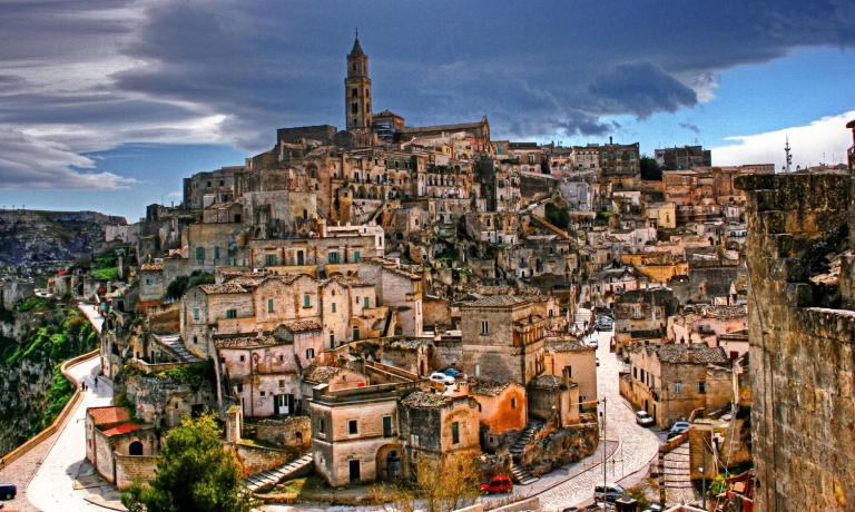 The city in Basilicata, the next European Capital of Culture in 2019, offers more than breath-taking panoramas: here's a selection of some of the most delicious and useful places