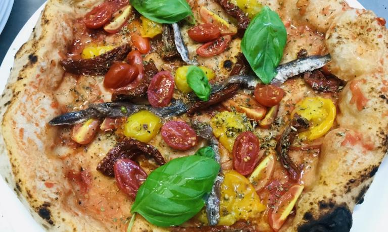 Pizza marinara at081