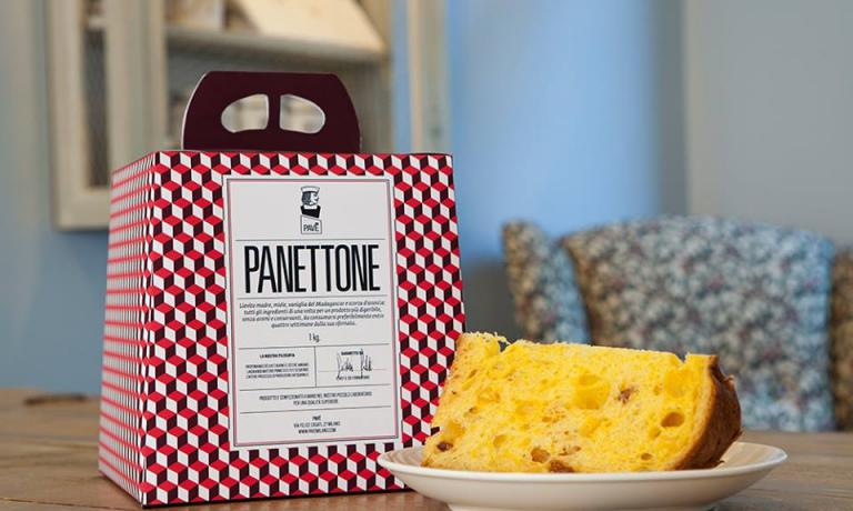 Pavè's panettone is one of the best in Milan