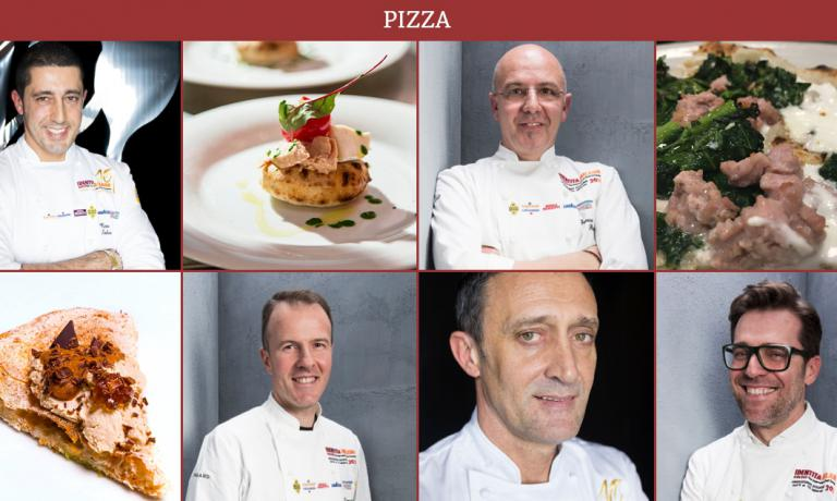 Last episode in the Identità Golose series dedicated to the best dishes for 2016, created by the greatest Italian chefs. It's now the turn of pizza-chefs coming from all of the Peninsula
