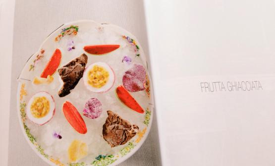 In the photo by Brambilla Serrani, one of Carlo Cracco�s recipes illustrated in Four