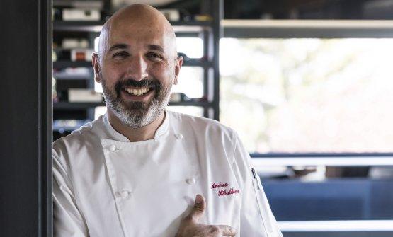 Andrea Ribaldone: restaurant coordinator atIdentità Golose Milano