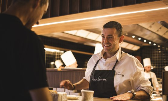 A long chat with Ricard Camarena, one of the greatest contemporary Spanish chefs, in Valencia
