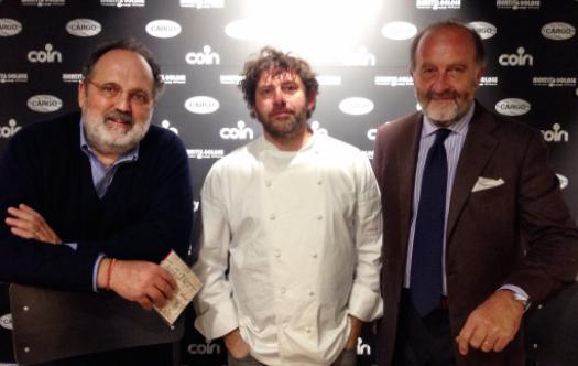 Paolo Marchi,Cesare BattistiandSeverino Salvemini