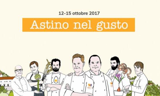 Astino nel Gusto, 60 grandi chef per East Lombardy
