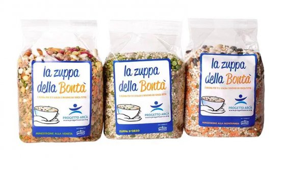 On Saturday 30th September and Sunday 1st October Arca is organising La Zuppa della Bontà