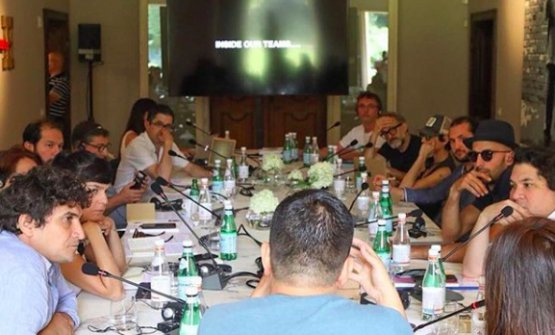 The meeting of the Council which, on Monday 23rd July, in Modena,chose the winner out of ten finalists