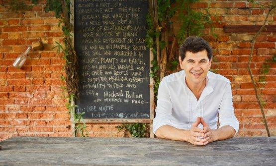 Davide Bisetto all'Oro del Cipriani: grande cucina in un luogo mitico