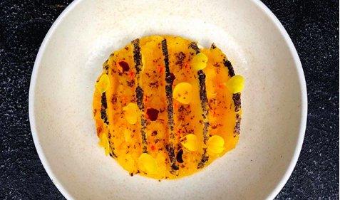 Seasonal mango andachiote(photoinstagram)