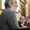 L'applauditissimo intervento di Corrado Assenza