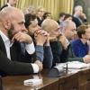 Daniele Usai,Giulio Terrinoni, Anthony Genovese