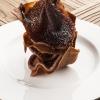 Crosta tostata al cioccolato fondente