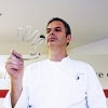 Il cooking show di Pietro Leemann, chef del Joia a Milano