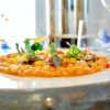 Neapolitan risotto with aromas of stuffed pepper by Nino Di Costanzo (photo by Tanio Liotta)