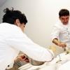 La preparazione del lunch di Giacomo Gallina