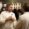 Identità Golose è un punto di ritrovo degli chef più importanti della cucina d'autore italiana e internazionale: qui lo svedese Magnus Nilsson e il modenese Massimo Bottura