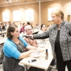 Lidia Bastianich, star performer in New York and Chicago