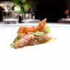 Volpina, nerves, katsuobushi, Scottish celery and mountain celery: a dish of the highest standards