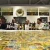 Gli chef Niko Romito, Agostino Iacobucci e Massimiliano Mascia