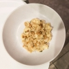Agnolotti with stew and brown butter by Michael Schlow, Doretta Tavern in Boston