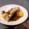 Razor clams and musky octopus in acquapazza by Michele Carter of Barbara Lynch Gruppo