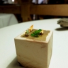 Miniature Wild 3: Apple and celery wafer, herring reduction
