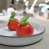 Mozzarellina, tomato and basil