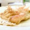 Fotogallery della nostra cena Da Romano, qualche giorno fa. Gli scatti sono di Tanio Liotta. Si inizia con qualche fritto: sogliolina di Viareggio, gamberetti di fondale, calamaretti e fiori di zucca farciti con scampi