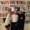 Our dinner at Uliassi in the photos from Tanio Liotta. Meanwhile, the protagonists: chef Mauro with his sister Catia and son Filippo