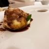 Guinea fowl, sauce of Cannonau and mirto